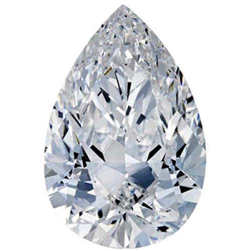 Pear Diamond #10000099