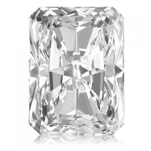 Radiant Solitaire Diamond #10000098